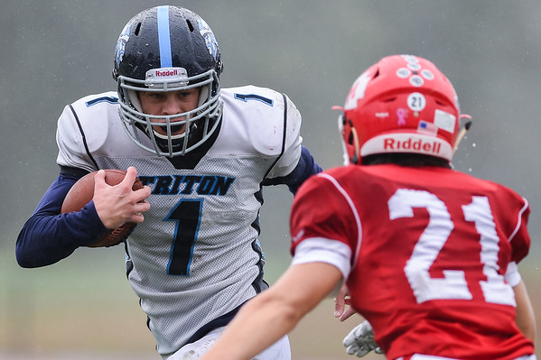 Triton at Masconomet varsity football