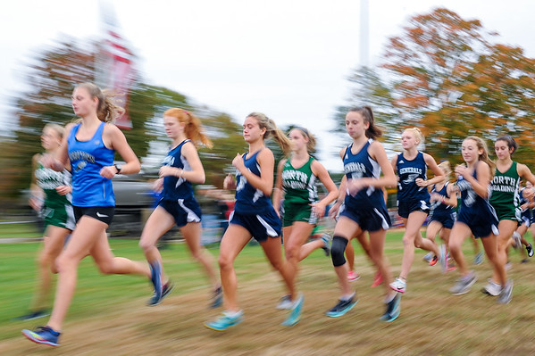 Cross Country Meet Between Hamilton-Wenham, Georgetown, and North Reading