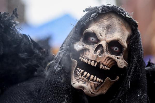 2019 Halloween in Salem