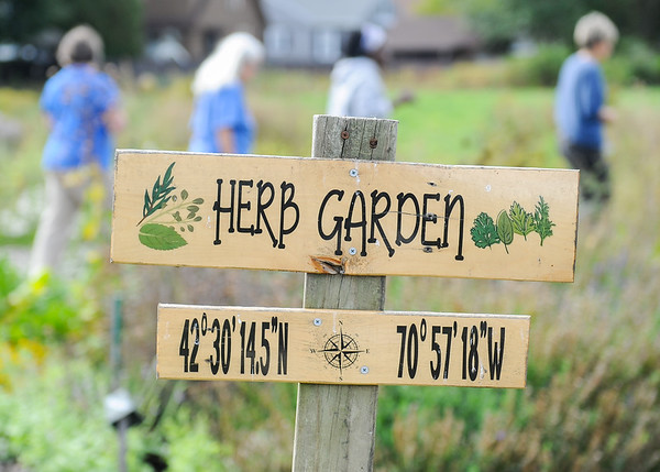 Tour of Newhall Fields Community Farm
