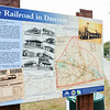 Recent improvements by volunteers to the Danvers Rail Trail in Danvers