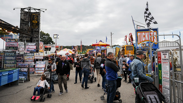 Last day of the Topsfield Fair