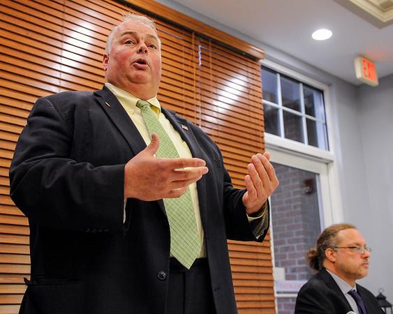 Salem City Council Ward 1 candidates forum
