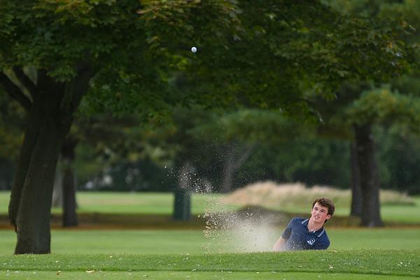 Swampscott vs Marblehead golf