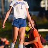 Danvers at Beverly girls varsity soccer