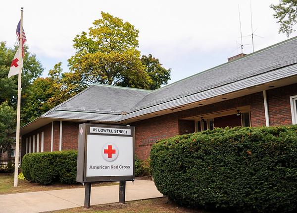 American Red Cross building shot