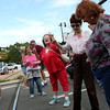 HADLEY GREEN/Staff photo<br /> People dance to The Reminisants at the International Festival in Peabody.<br /> 09/10/17