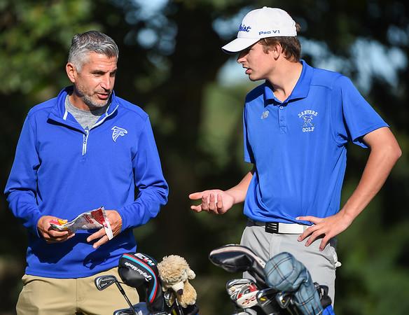 Danvers vs Beverly golf
