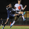 Peabody vs Marblehead boys soccer