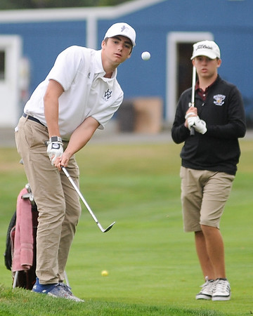 Rockport vs Hamilton-Wenham golf