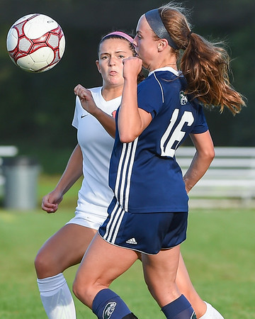 Essex North Shore vs Marblehead: Girls Soccer