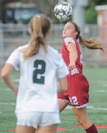Gloucester vs Manchester Essex girls soccer