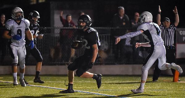 Marblehead vs Piper Field football