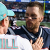Miami takes on Patriots at Gillette Stadium