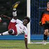 Gloucester at Danvers boys varsity soccer game