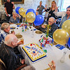 WWII veteran Len Kieley turns 100