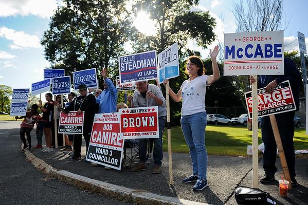 Preliminary election in Salem