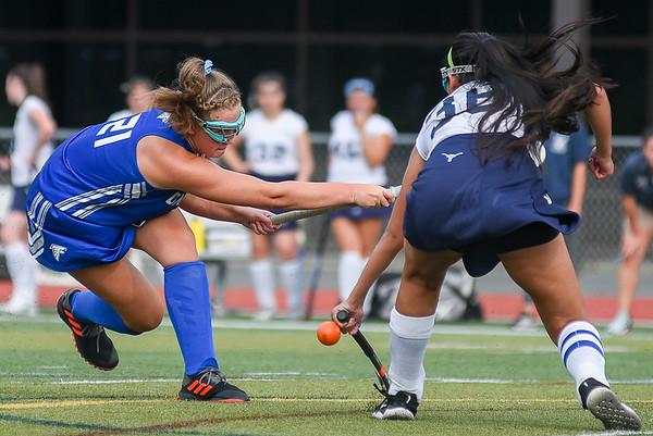 Danvers vs Peabody - girls field hockey