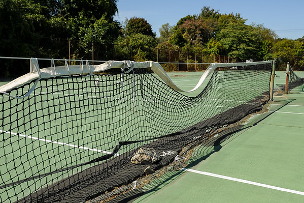 The city of Salem plans to spend about $300,000 to redo the tennis courts at Salem High School