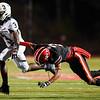 Swampscott at Salem varsity football game