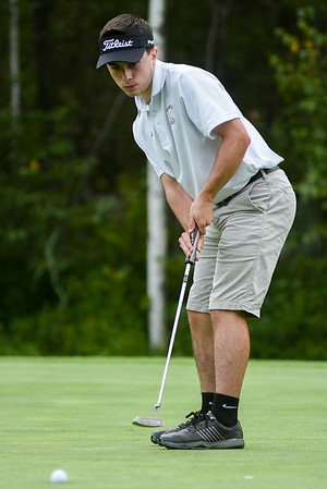Bishop Fenwick vs Peabody golf