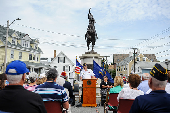 American Legion in Gloucester celebrates 100 years