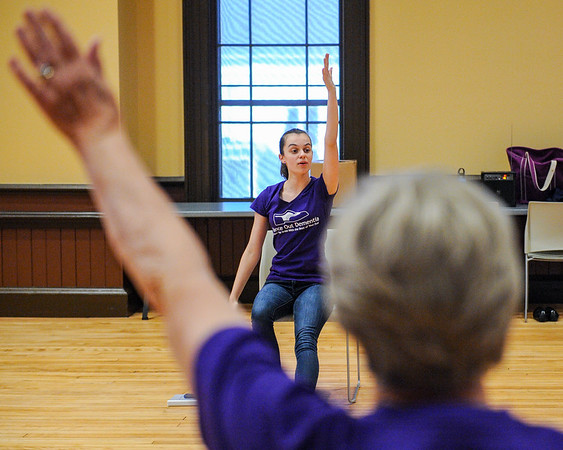 Dance Out Dementia by Maggie Chiffer in Topsfield