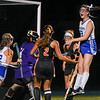 Beverly at Danvers varsity field hockey game