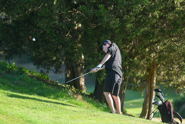 Beverly at Salem varsity golf match