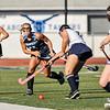 Swampscott at Peabody varsity field hockey game