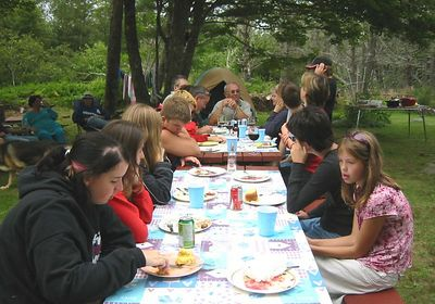 Family Weekend 2005