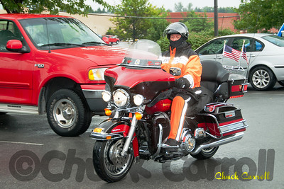 Salvation Army -Toy Run - 2011  - State College PA