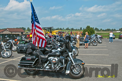Salvation Army of Centre County - Toy Run - August 4, 2012
