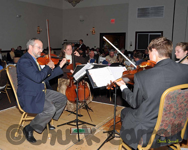 The Salvation Army  --  6th Annual Hope Endures Dinner  --  May 26, 2009