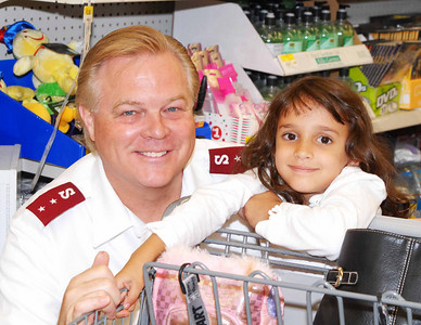 The Salvation Army ----- Back to School Celebration -- 2007