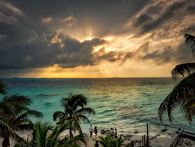 Late Afternoon on Isla Mujeres