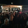 Vigil for Kathryn Lucier of Dracut, who had been missing since Sunday afternoon. SUN / Robert Mills
