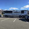 Middlesex Sheriffs department command center at Veterans park in Dracut. Photo by Colleen Garry
