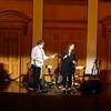 Bella Fleck & Abigail Washburn @ The Seasons Performance Hall