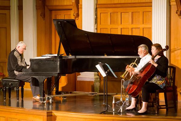 2015-10-09 Bill Mays & The Finisterra Trio