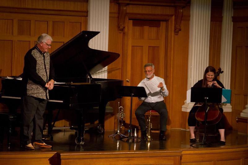 Bills Mays @ The Finisterra Trio<br /> The Seasons Performance Hall<br /> 10th Birthday Bash