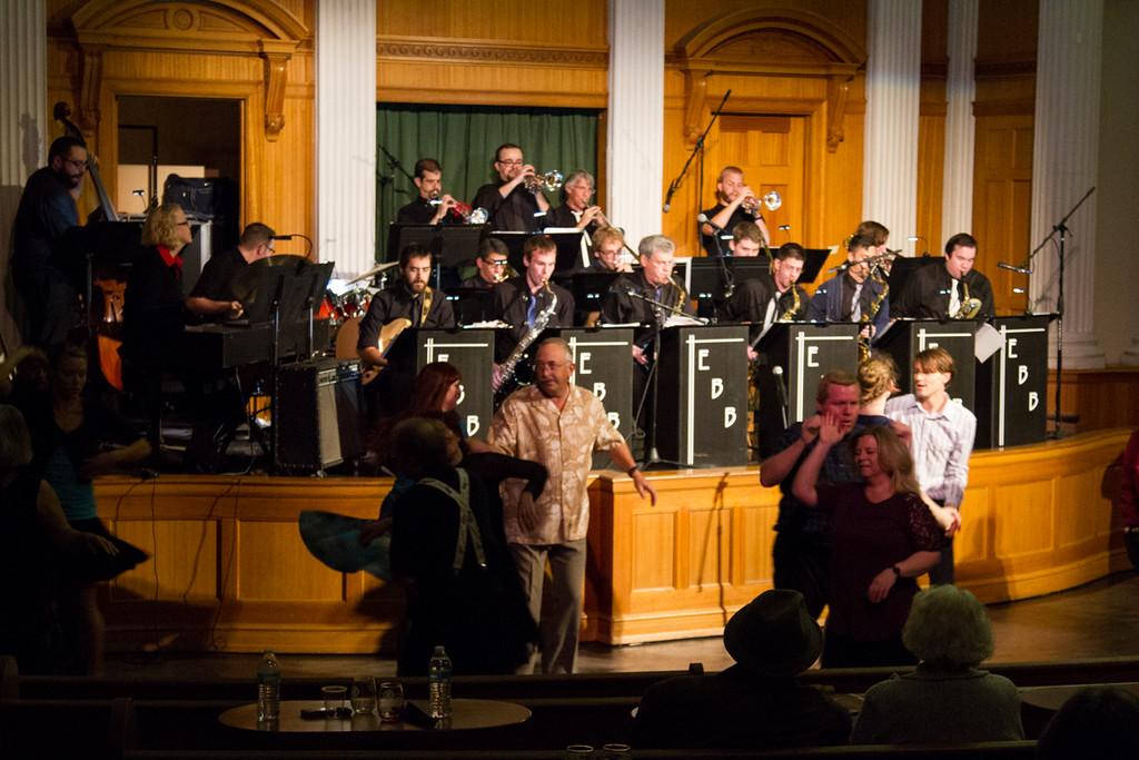 Ellensburg Big Band<br /> The Seasons Performance Hall