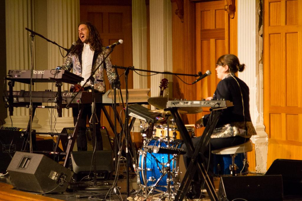 Sisters<br /> The Seasons Performance Hall