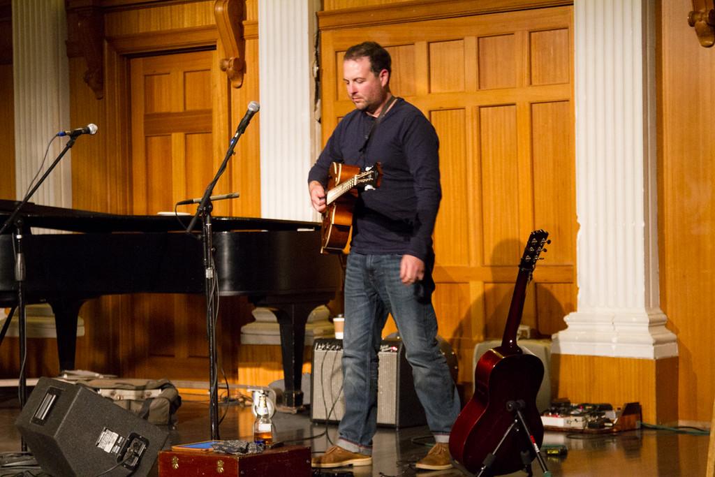 Christopher Paul Stelling<br /> & Jacob Navarro<br /> The Seasons Performance Hall