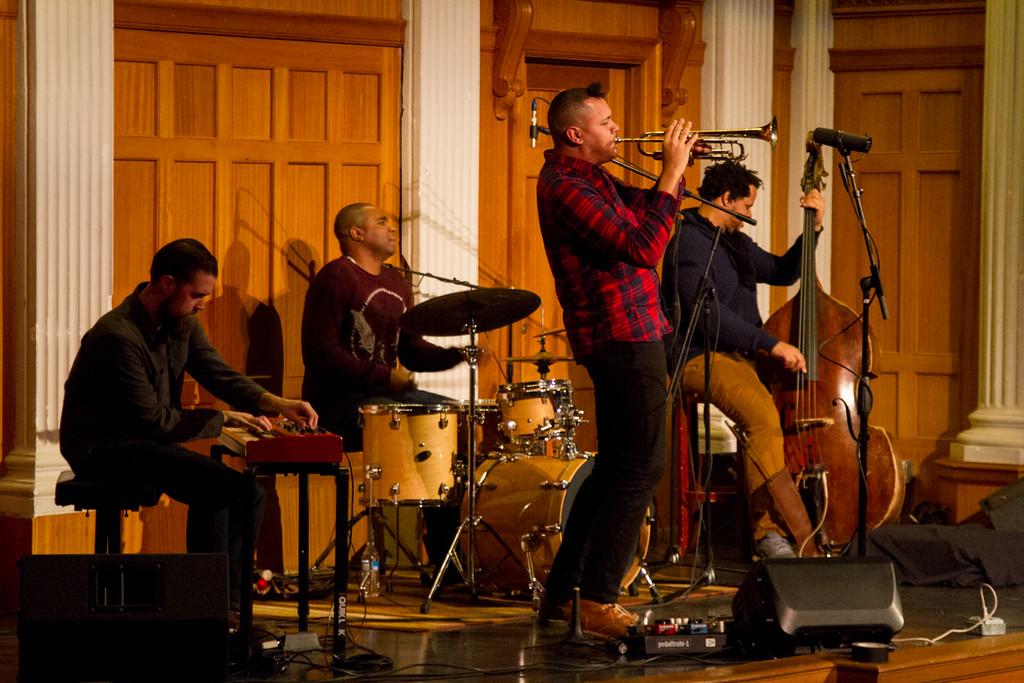 Industrial Revelation<br /> The Seasons Performance Hall<br /> Yakima, WA