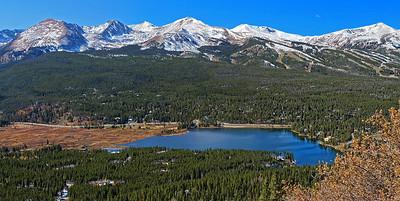 Breckenridge from Boreas Pass