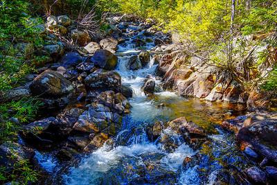 Autumn on Middle Boulder Creek