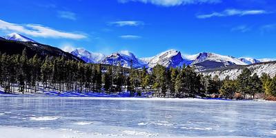 Sprague Lake Pano II