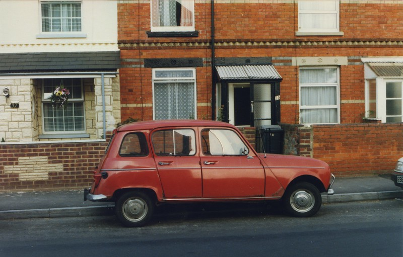 The Renault 4TL