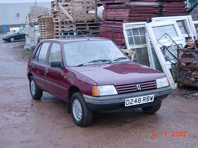 205 GRD 2002